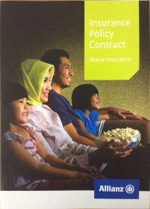 Sampul polis Tapro Allisya Protection Plus