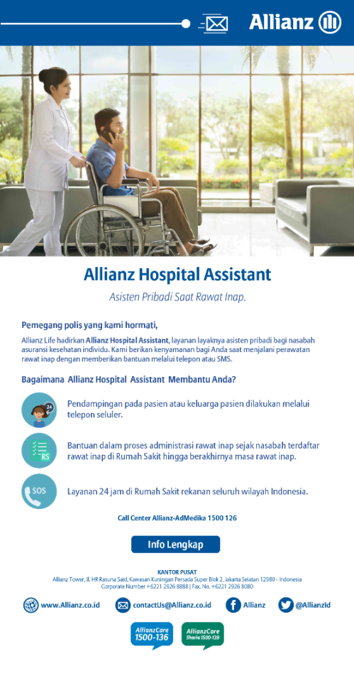 Allianz Hospital Assistant