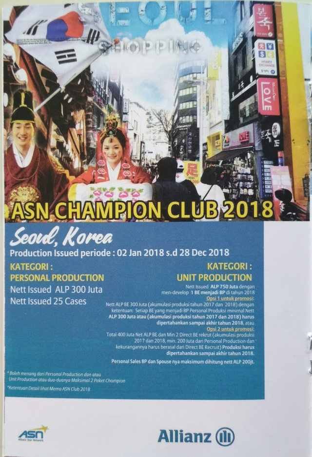 ASN Champion Club