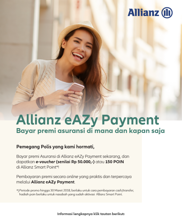 Promo Eazy Payment
