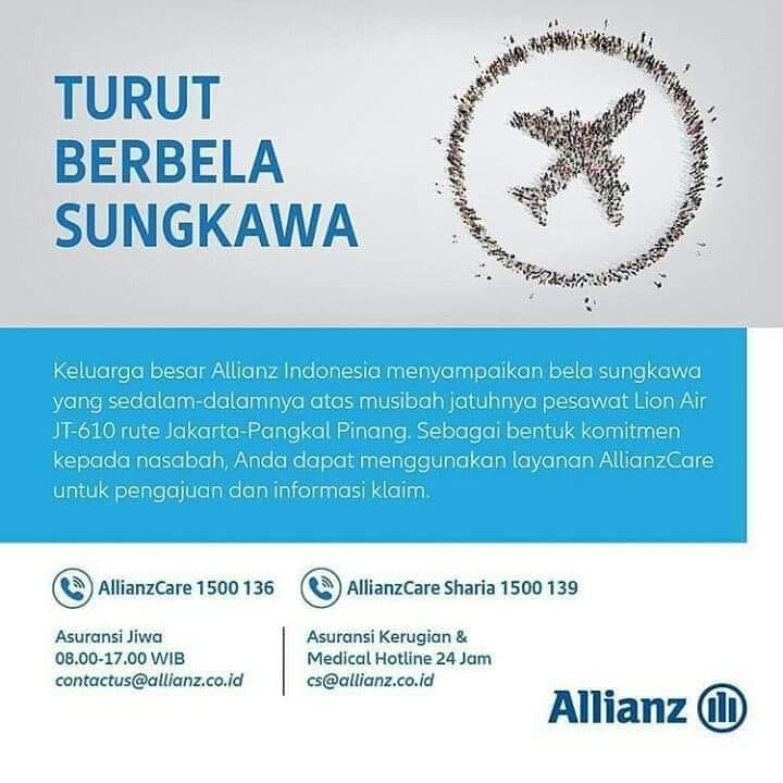 Allianz Peduli Lion Air